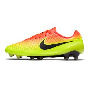 Nike Magista Opus FG Spark Brilliance Pack orange/gelb – Bild 1