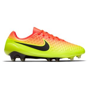Nike Magista Opus FG Spark Brilliance Pack orange/gelb – Bild 2