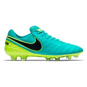 Nike Tiempo Legend VI FG Pitch Dark Pack schwarztürkis