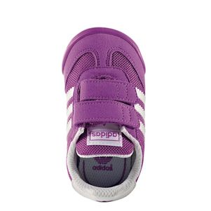"adidas Originals Babyschuhe Dragon ""Learn2Walk"" Crib lila/weiß – Bild 4"