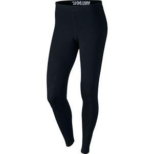 Nike Damen Leg-A-See Logo Leggings schwarz – Bild 3