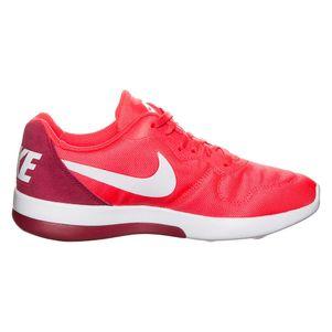 Nike Damen MD Runner 2 LW Freizeitschuh Sneaker rot/orange/bordeaux – Bild 1