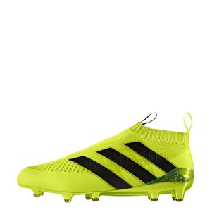adidas ACE 16+ Purecontrol FG Speed of Light Pack Limited Edition gelb – Bild 1
