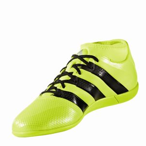 adidas ACE 16.3 Primemesh Indoor Speed of Light Pack gelb Knöchelsocke – Bild 2