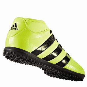 adidas ACE 16.3 Primemesh Turf Speed of Light Pack gelb Knöchelsocke – Bild 3
