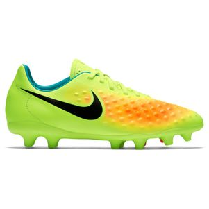Nike Junior Magista Opus II FG gelb/orange – Bild 1