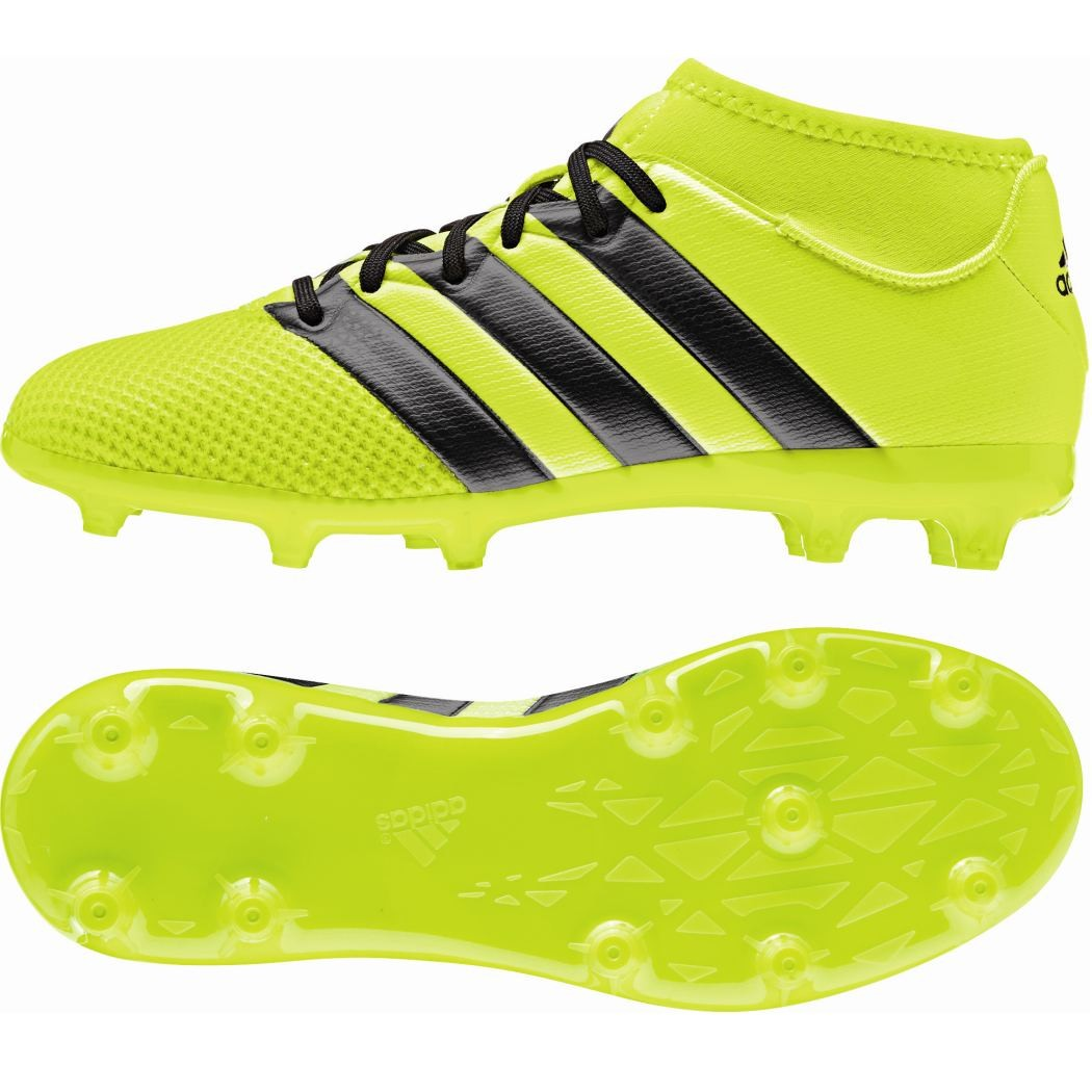 huge discount cd571 1362c ... uk adidas ace 16.3 primemesh fg junior speed of light pack gelb c417a  c48d4