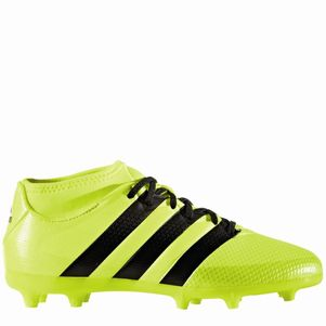 adidas ACE 16.3 Primemesh FG Junior Speed of Light Pack gelb  – Bild 4