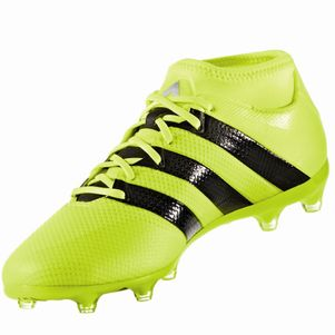 adidas ACE 16.2 Primemesh FG Speed of Light Pack Knöchel Socken gelb – Bild 2