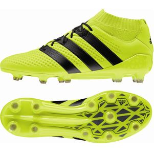 adidas ACE 16.1 Primeknit FG Speed of Light Pack Knöchel Socke gelb – Bild 1