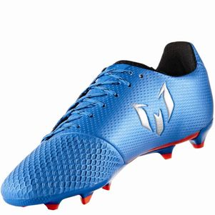 adidas Messi 16.3 Junior FG Speed of Light Pack Fußballschuhe blau – Bild 2
