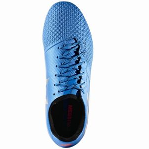 adidas Messi 16.3 Junior FG Speed of Light Pack Fußballschuhe blau – Bild 4