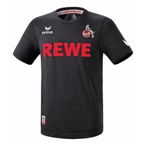 erima 1. FC Köln Away 2 Ausweichtrikot 2016/2017 schwarz – Bild 1