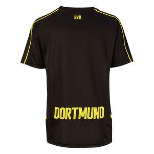 Puma BVB Borussia Dortmund Away Auswärtstrikot 2016/2017 schwarz/gelb – Bild 2