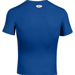 Under Armour Kompressions-Shirt Transform Yourself Batman Superman – Bild 5