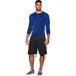 Under Armour HeatGear® Kompressions-Shirt langärmlig – Bild 9