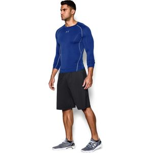 Under Armour HeatGear® Kompressions-Shirt langärmlig – Bild 10
