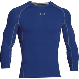 Under Armour HeatGear® Kompressions-Shirt langärmlig – Bild 7