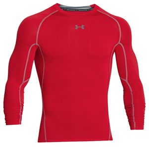 Under Armour HeatGear® Kompressions-Shirt langärmlig – Bild 12
