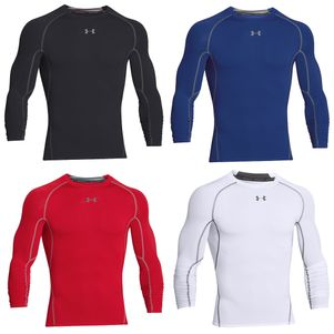 Under Armour HeatGear® Kompressions-Shirt langärmlig – Bild 1