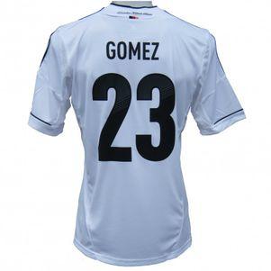 DFB Deutschland Heim Trikot EM 2012 Kinder mit Gomez + Nr. 23