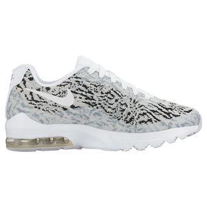 Nike Damen Nike Air Max Invigor Jacquard Freizeitschuh Sneaker weiß/grau – Bild 1