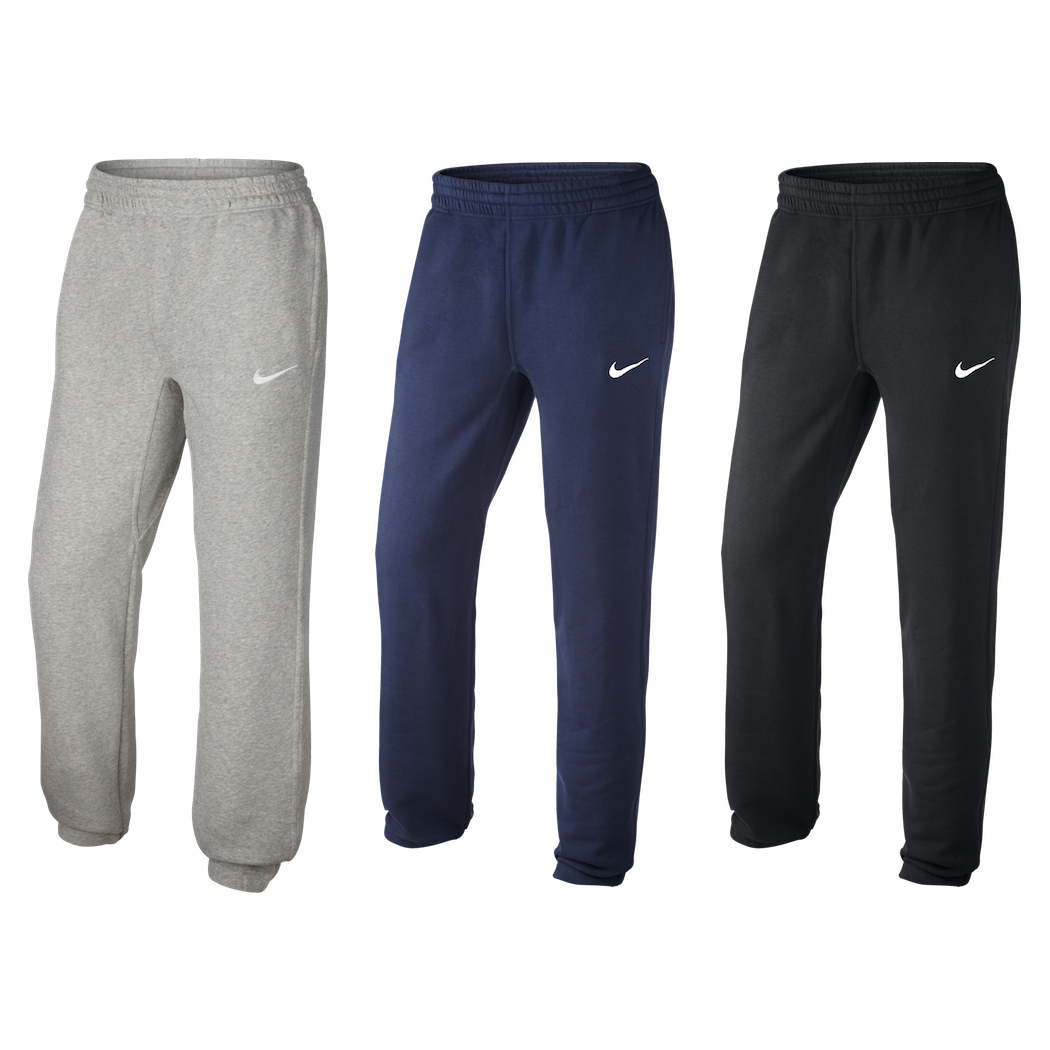 nike team club cuff jogginghose schwarz grau dunkelblau. Black Bedroom Furniture Sets. Home Design Ideas