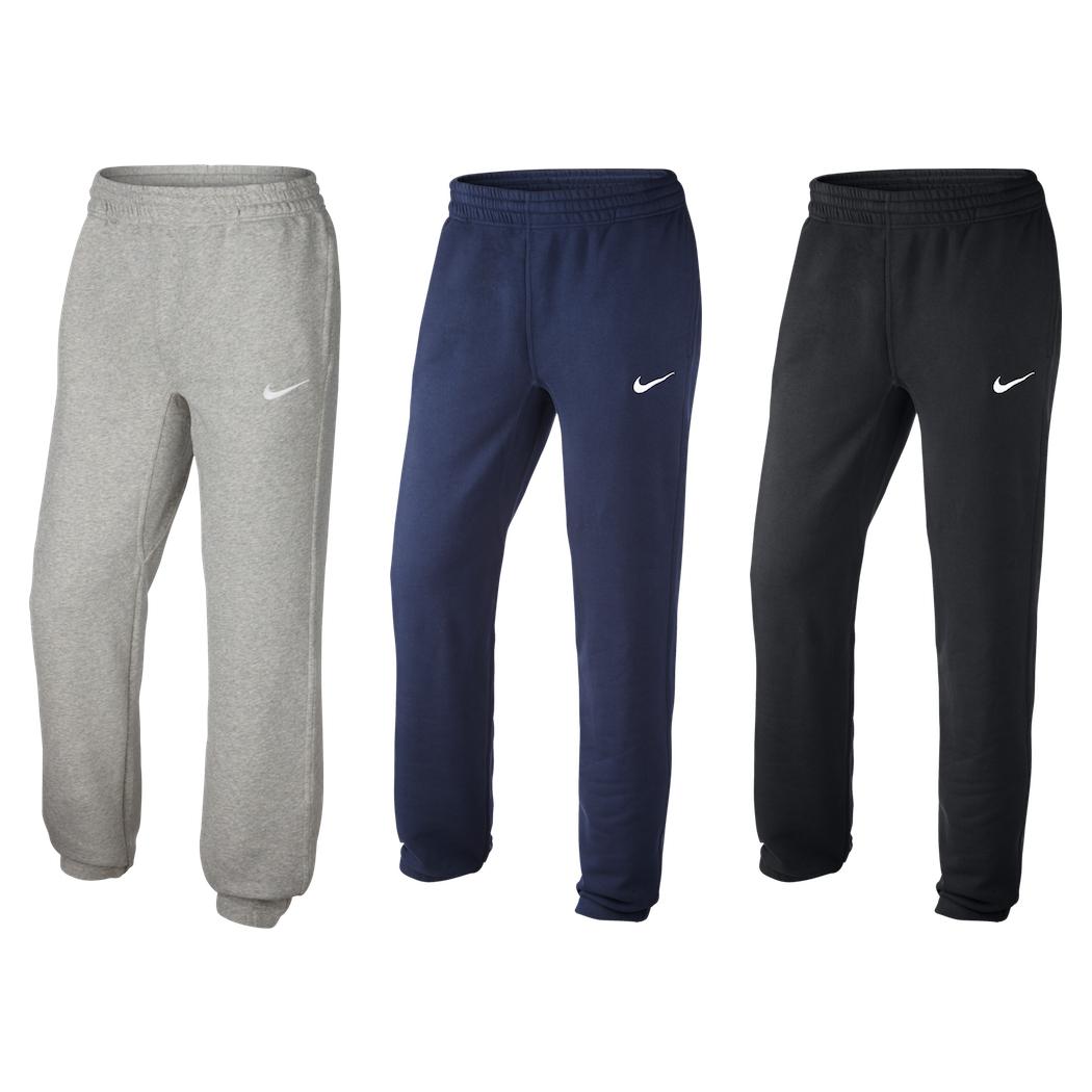 a7161f14305709 Nike Team Club Cuff Jogginghose schwarz grau dunkelblau Mode Herren ...