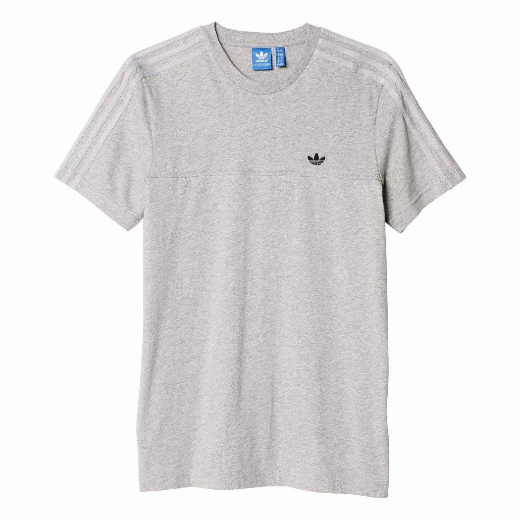 t shirt adidas herren blau