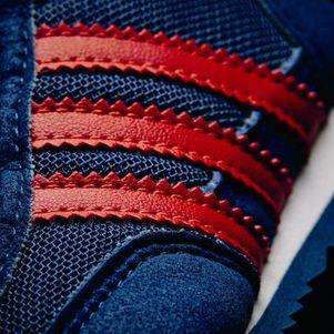 adidas Originals Kinderschuhe Dragon CF I Klettverschluß blau/rot – Bild 8