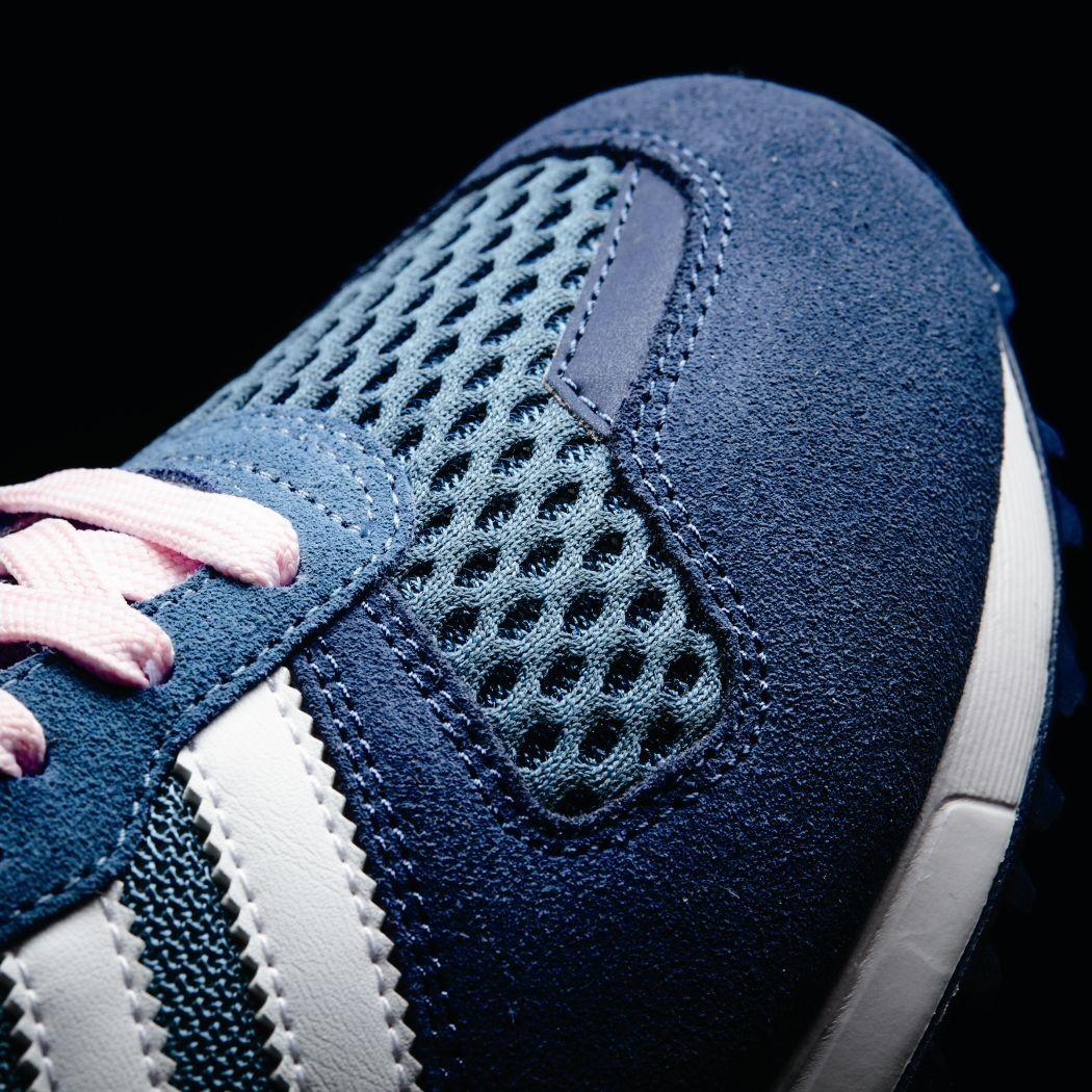 the best attitude bf4e8 a56a8 adidas Originals ZX 700 W Damen Sneaker blauweißpink – Bild 5