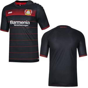 Jako Bayer Leverkusen Heimtrikot schwarz 2016 2017 – Bild 1