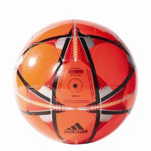 adidas UEFA Champions League Finale Milano Fußball Capitano rot – Bild 3