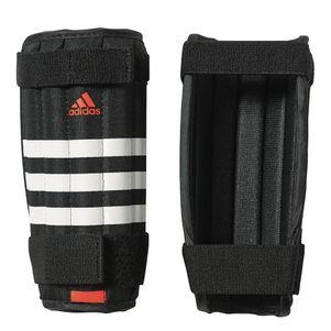 adidas Evertomic Lite Schienbeinschoner schwarz/weiß/rot – Bild 1