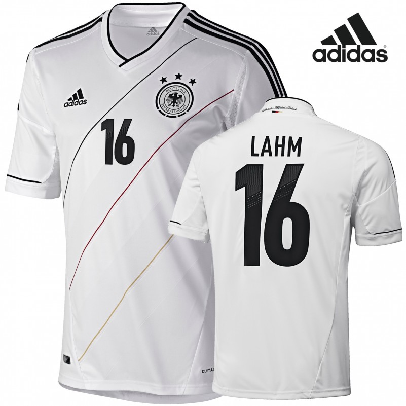 buying cheap best prices best sale adidas DFB Heim Trikot EM 2012 mit DFB Lahm +Nr. 16