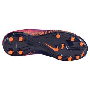 Nike Junior Hypervenom Phelon II FG Floodlights Pack orange/dunkelblau – Bild 2