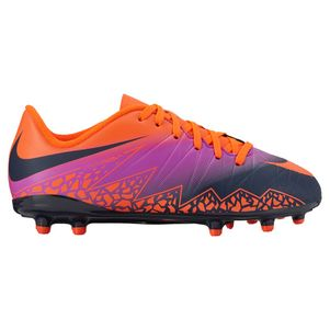 Nike Junior Hypervenom Phelon II FG Floodlights Pack orange/dunkelblau – Bild 1