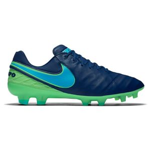 Nike Tiempo Legend VI FG Floodlights Pack blau/grün