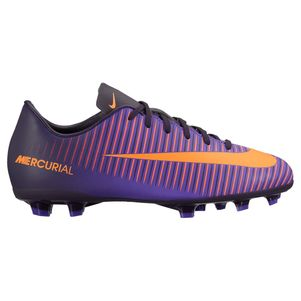 Nike Junior Mercurial Vapor XI FG Floodlights Pack lila/orange – Bild 1