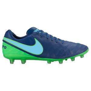 Nike Tiempo Legacy II AG-Pro Floodlights Pack blau/grün – Bild 1