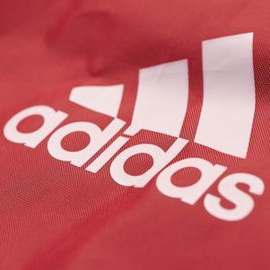 adidas Tiro Gymbag Turneutel rot schwarz blau – Bild 4