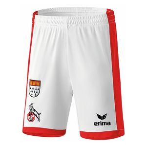 350646 erima 1 FC Köln Home Heimshorts Trikothose 2016//2017 weiß