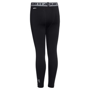Under Armour Kinder Legging HeatGear® schwarz – Bild 2