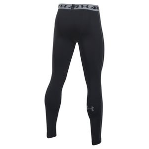 Under Armour Herren Kompressions-Legging HeatGear® schwarz – Bild 2