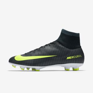 Nike Mercurial Victory VI CR7 Dynamic Fit FG Discovery Pack grün/gelb