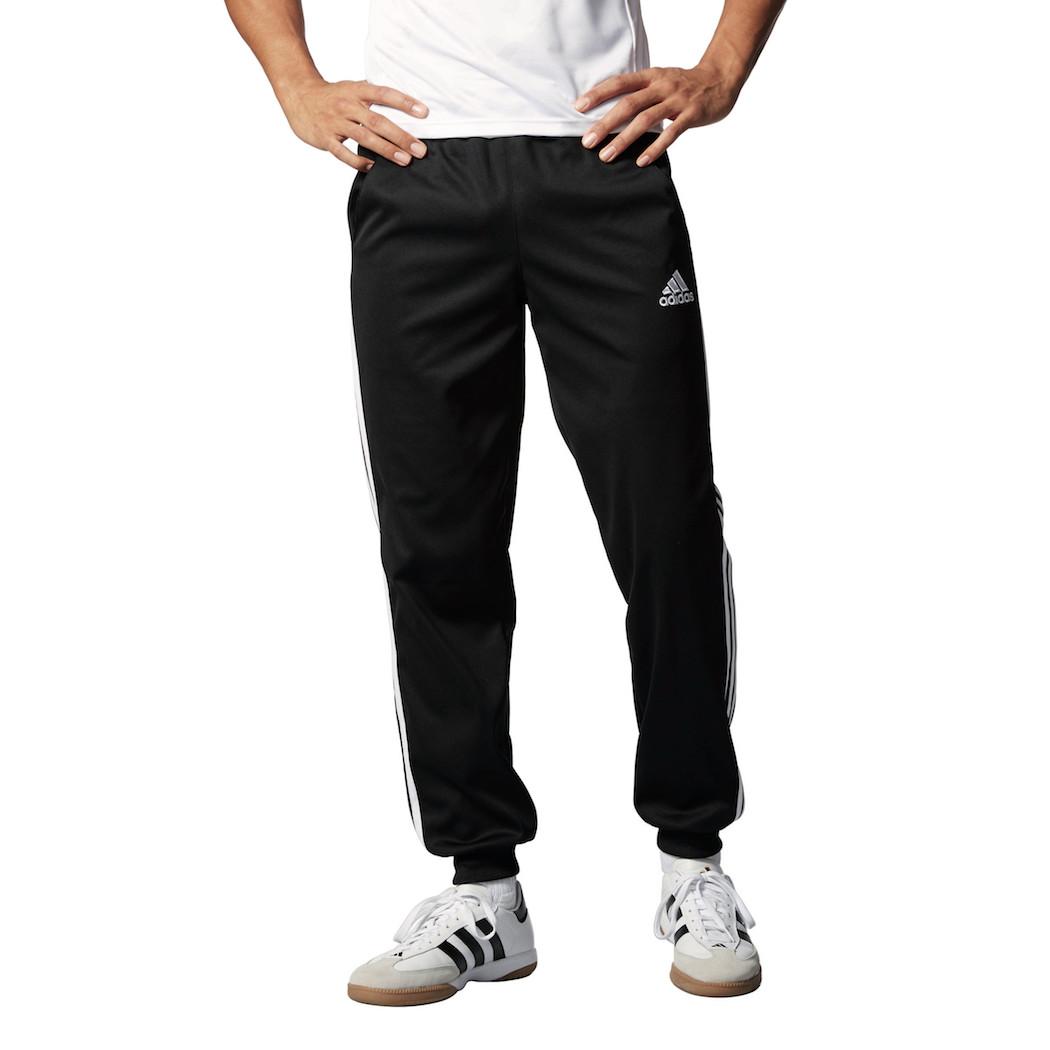 Bestellung offizieller Shop Beamten wählen adidas Tiro15 Sweat Pant Jogginghose schwarz/weiß