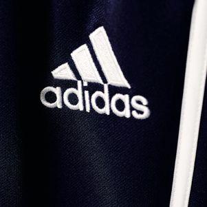 adidas Tiro15 Training Pant Trainingshose lang dunkelblau/weiß – Bild 8
