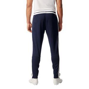 adidas Tiro15 Training Pant Trainingshose lang dunkelblau/weiß – Bild 6