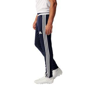 adidas Tiro15 Training Pant Trainingshose lang dunkelblau/weiß – Bild 5