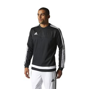 adidas Tiro15 Sweat Top Sweatshirt Pullover – Bild 4